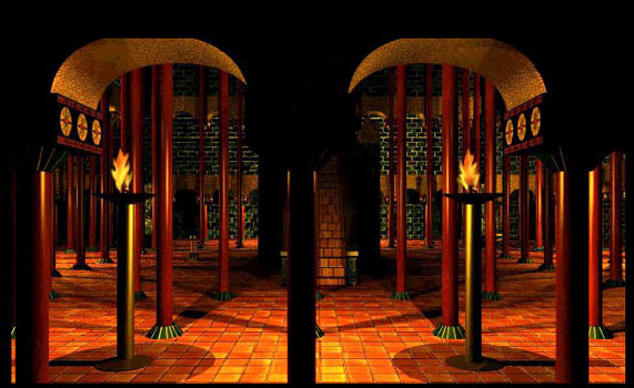 Shadows (1995, PC, Mac [cancelled])