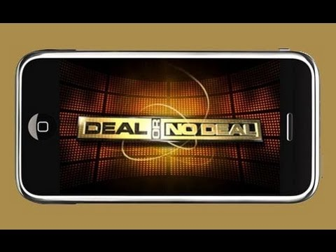 Deal or No Deal (2012, iOS)