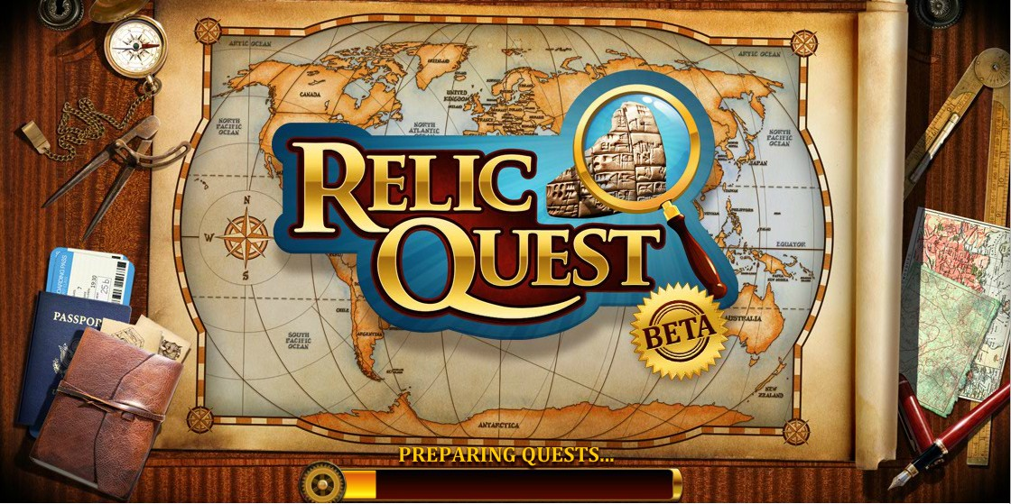 Relic Quest (2013, Facebook)